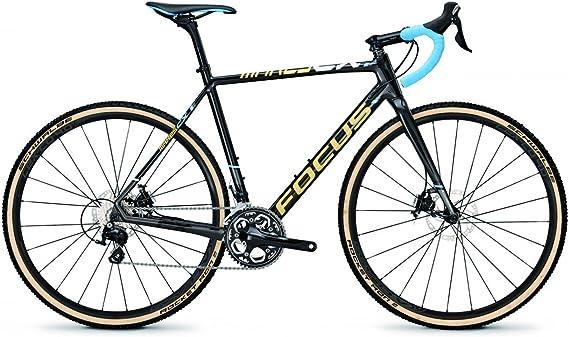 Focus Cyclocross Road Bike Mares CX 105 22 velocidades Shimano Carbon: Amazon.es: Deportes y aire libre