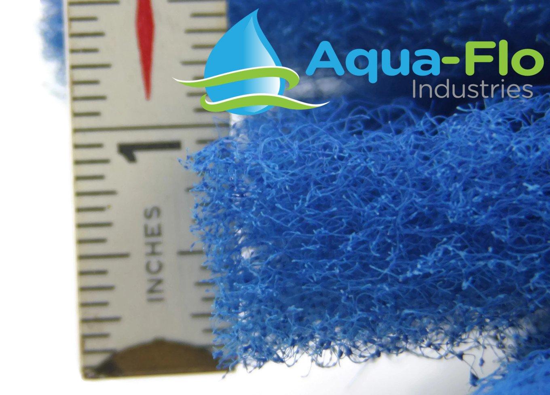Aqua-Flo Rigid Pond Filter Media, 12.5'' x 72'' (6 Feet) by Aqua Flo