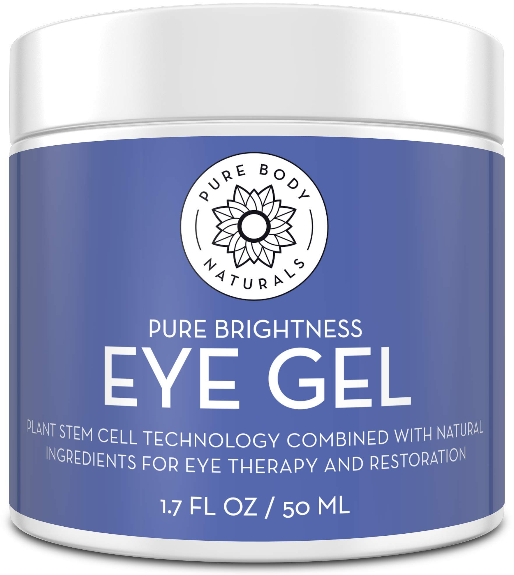 Pure Body Naturals Age Defying Eye Gel by Pure Body Naturals