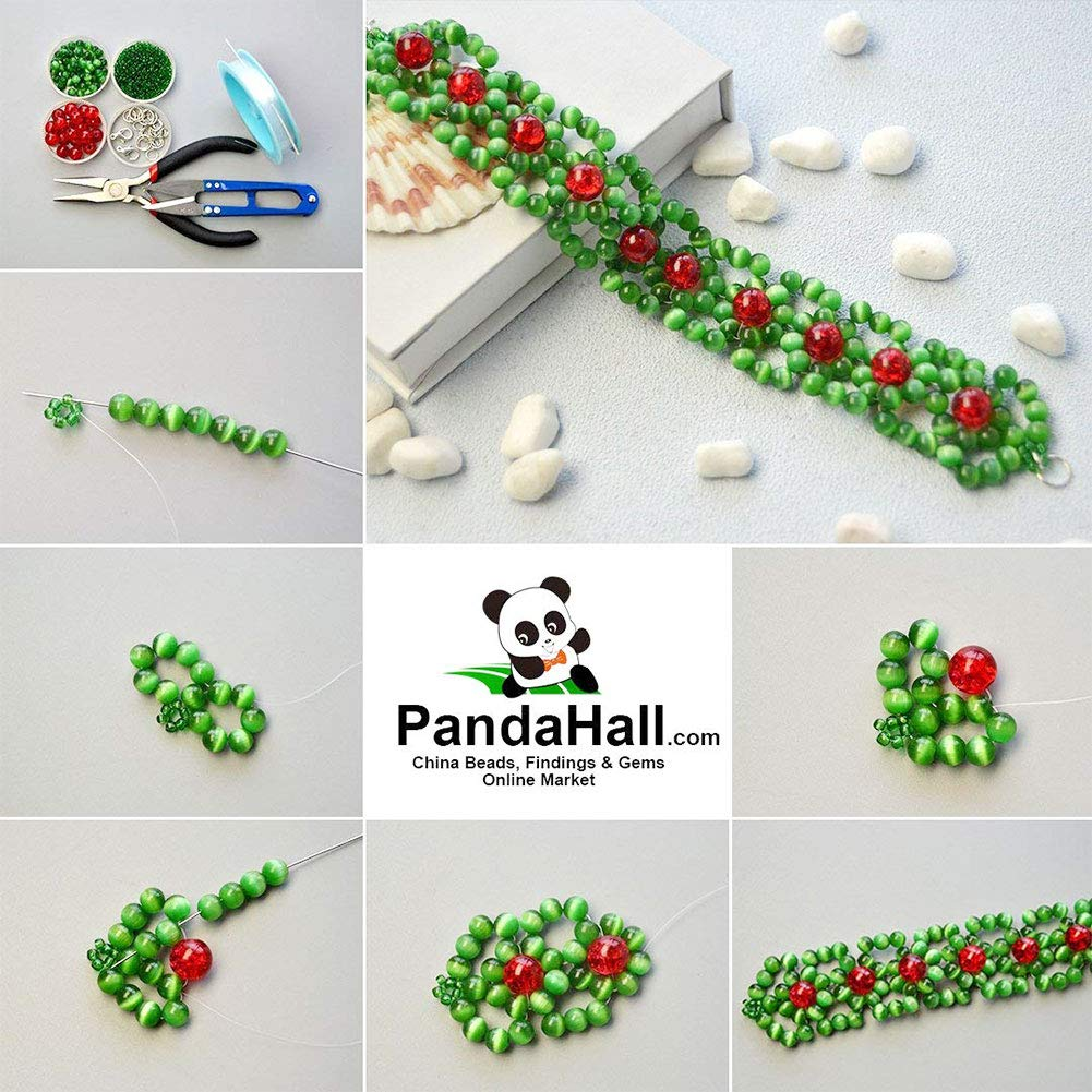 Pandahall 1 Roll 130m 0.2mm Crystal Nylon Thread Fishing Line Wire for Craft Bracelet Beads