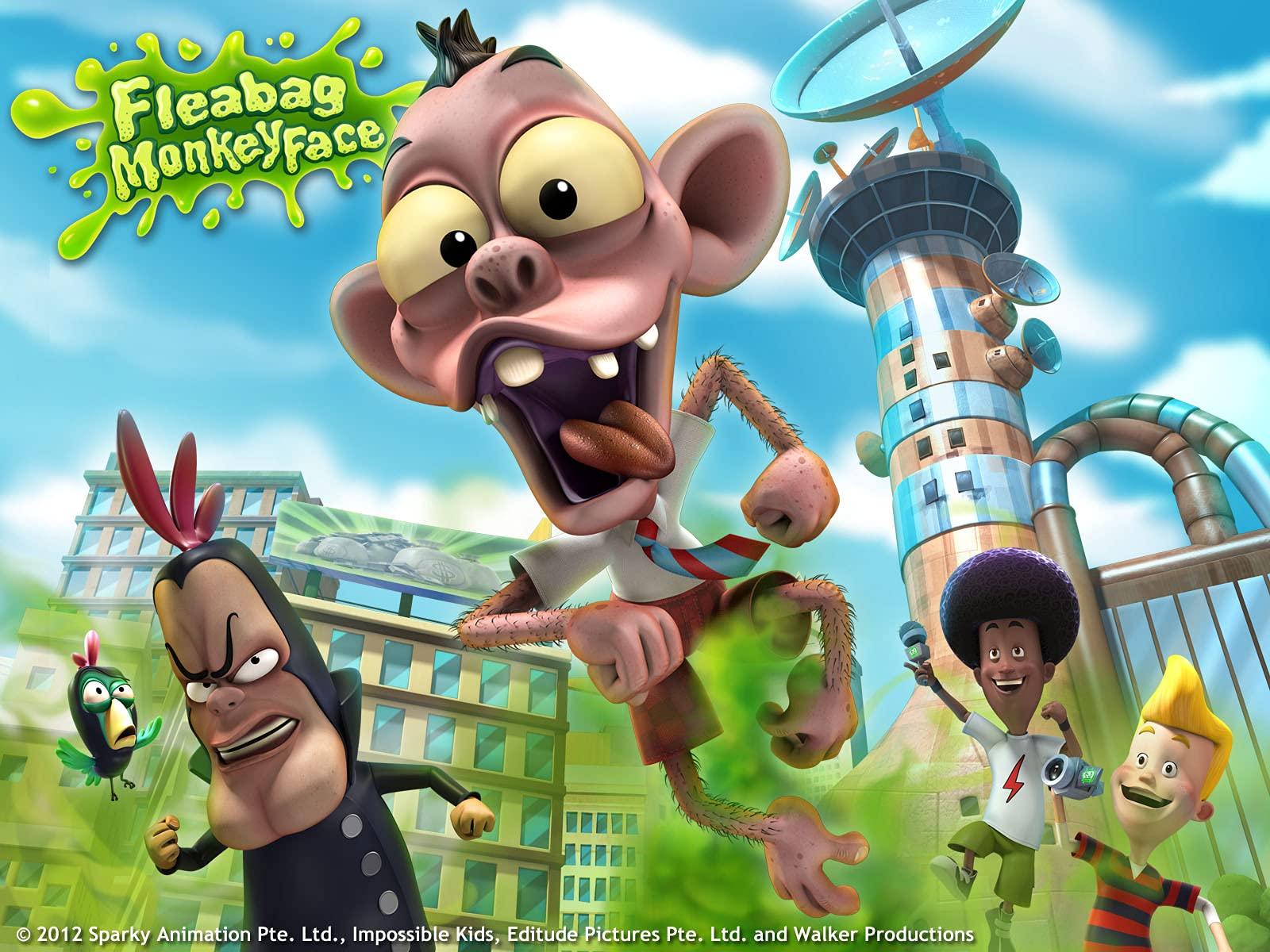 Fleabag Monkeyface - Season 1