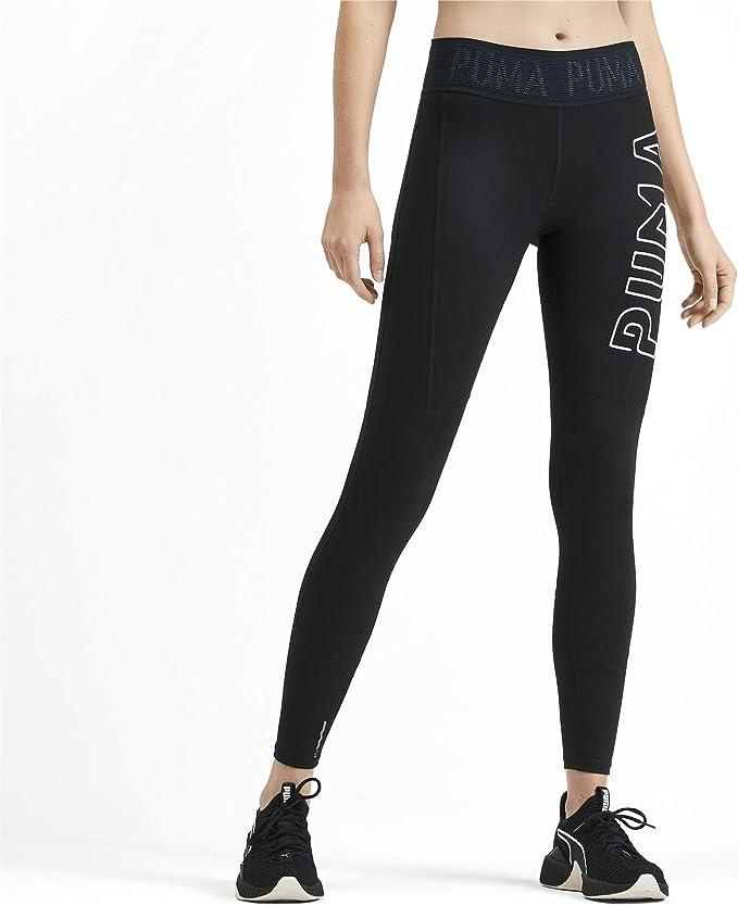 PUMA Damen ESS Logo Leggings Sporthose: : Bekleidung