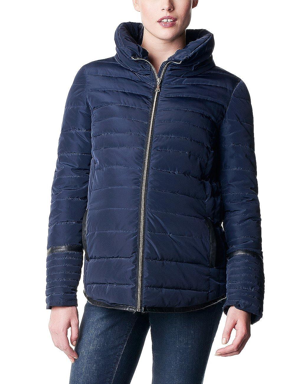 Noppies Damen Umstands Jacke Jacket Aeris Blau (Dark Blue C165) 50691 50691-C165