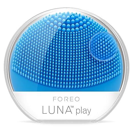 Amazon.com: Limpiador facial Luna Play FOREO todo el poder ...
