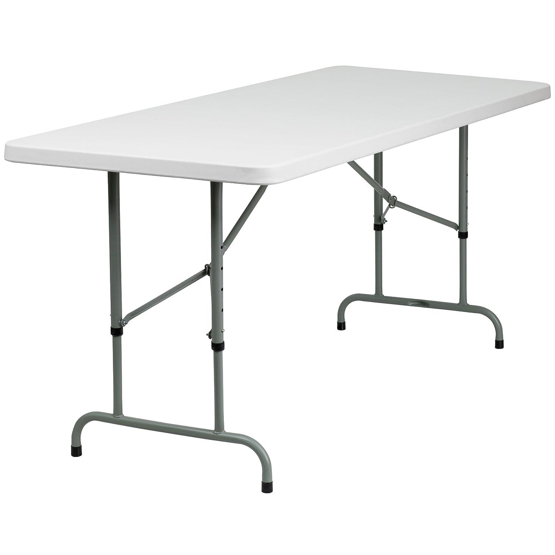 Amazon Flash Furniture 30 W x 72 L Height Adjustable