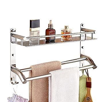 Badezimmer Regal Hohe Qualität 304 Edelstahl Badezimmer ...