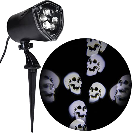 Amazon.com: Gemmy Halloween Proyector de luz,, Whirling ...