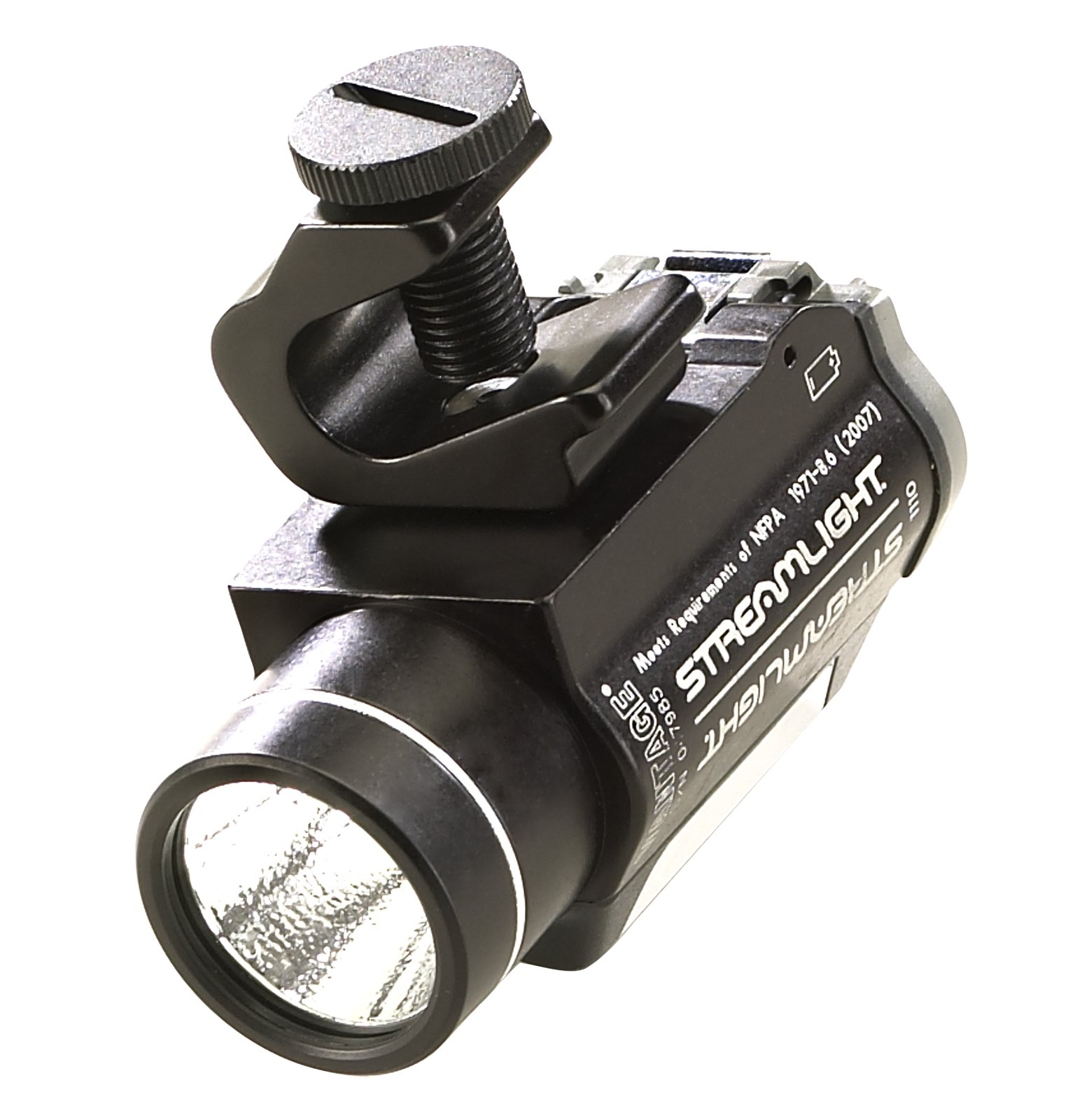 Streamlight 69140 Vantage LED Tactical Helmet Mounted Flashlight