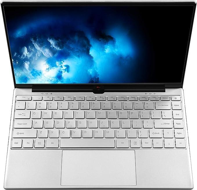 KUU Ordenador Portátil 14.1 Pulgadas, Notebook Intel 3867U, 16GB RAM, 256GB SSD, Windows 10, Laptop con Teclado Retroiluminado, Oclusión física de la ...