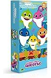 Quebra-cabeca 28 Peças Grandinho Baby Shark Toyster Brinquedos Multicor