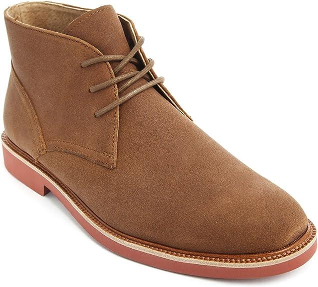 Polo Ralph Lauren - Botas para Hombre, Color marrón, Talla 40 EU ...