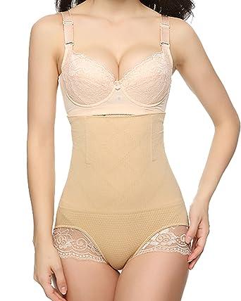 7b45d901b02 Junlan Doing Cardio Body Shaper High Waist Tummy Control Butt Lifter Panty  Slim (XS