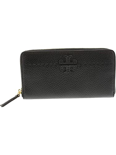 65dddc386f5e Tory Burch McGraw Continental Zip Wallet in Black at Amazon Women s  Clothing store