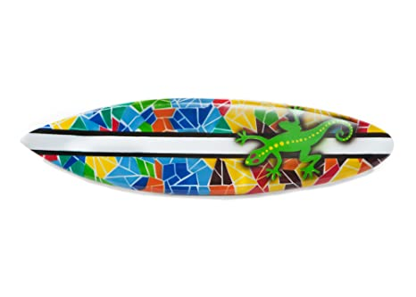 TABLA SURF DECORATIVA PARED MOSAICO 50CM