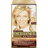 L'Oreal Paris ExcellenceAge Perfect Layered Tone Flattering Color, 9G Light Soft Golden Blonde, (Packaging May Vary)