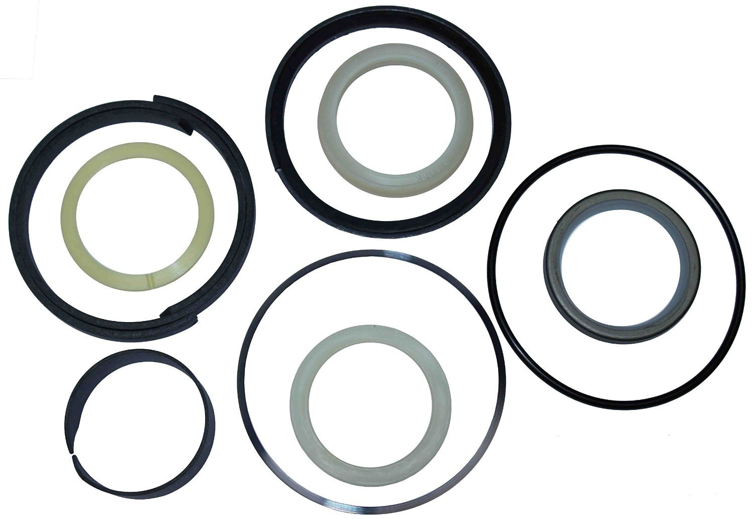 CASE 1543273C1 HYDRAULIC CYLINDER SEAL KIT TORNADO HEAVY EQUIPMENT PARTS