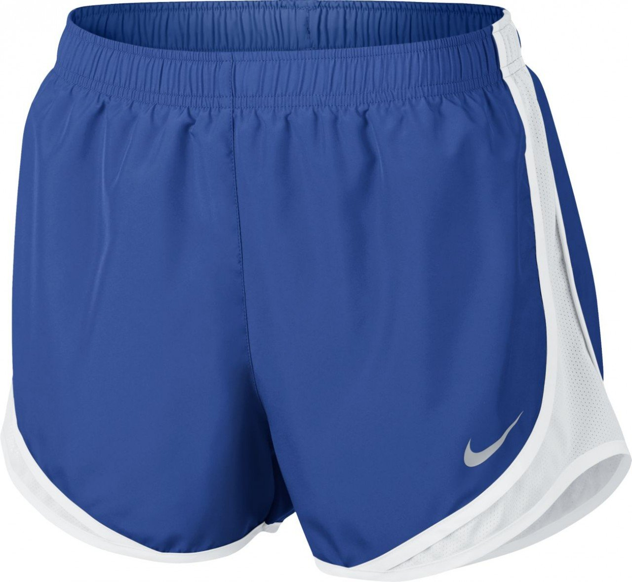 Nike Women's Dry Tempo Short, Game Royal/White/Wolf Grey, X-Small