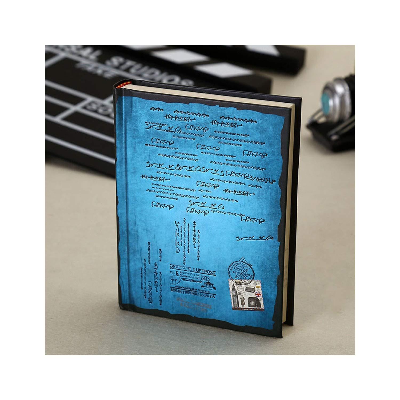 Amazon.com : Retro Hardcover Paper Notebook Personal Diary ...