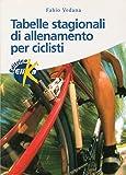 Tabelle stagionali di allenamento per ciclisti