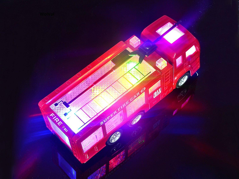 WolVol Electric Fire Truck ONL...