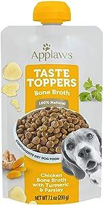 Applaws Taste Toppers Chicken Bone Broth Wet Dog Food, 7.1 oz.