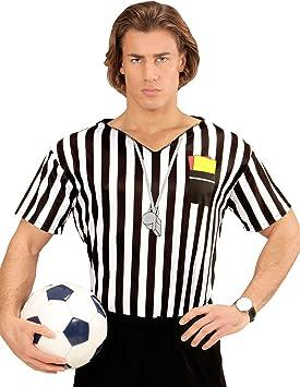 Generique - Camiseta de árbitro de fútbol niño: Amazon.es ...