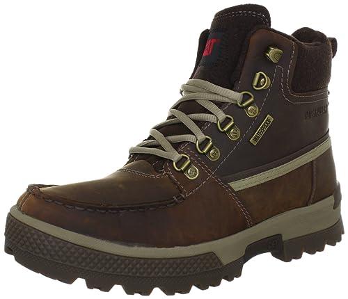Cat Footwear Trent P715398Stivaletti UomoMarronebraundark Wp UpGzqMSV