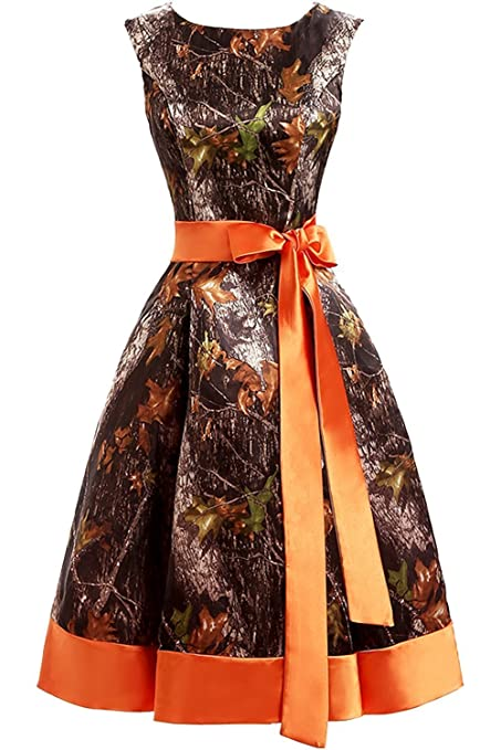 Review Anlin CAMO Homecoming Dress Short Prom Gown Bridesmaid Dress ALN02