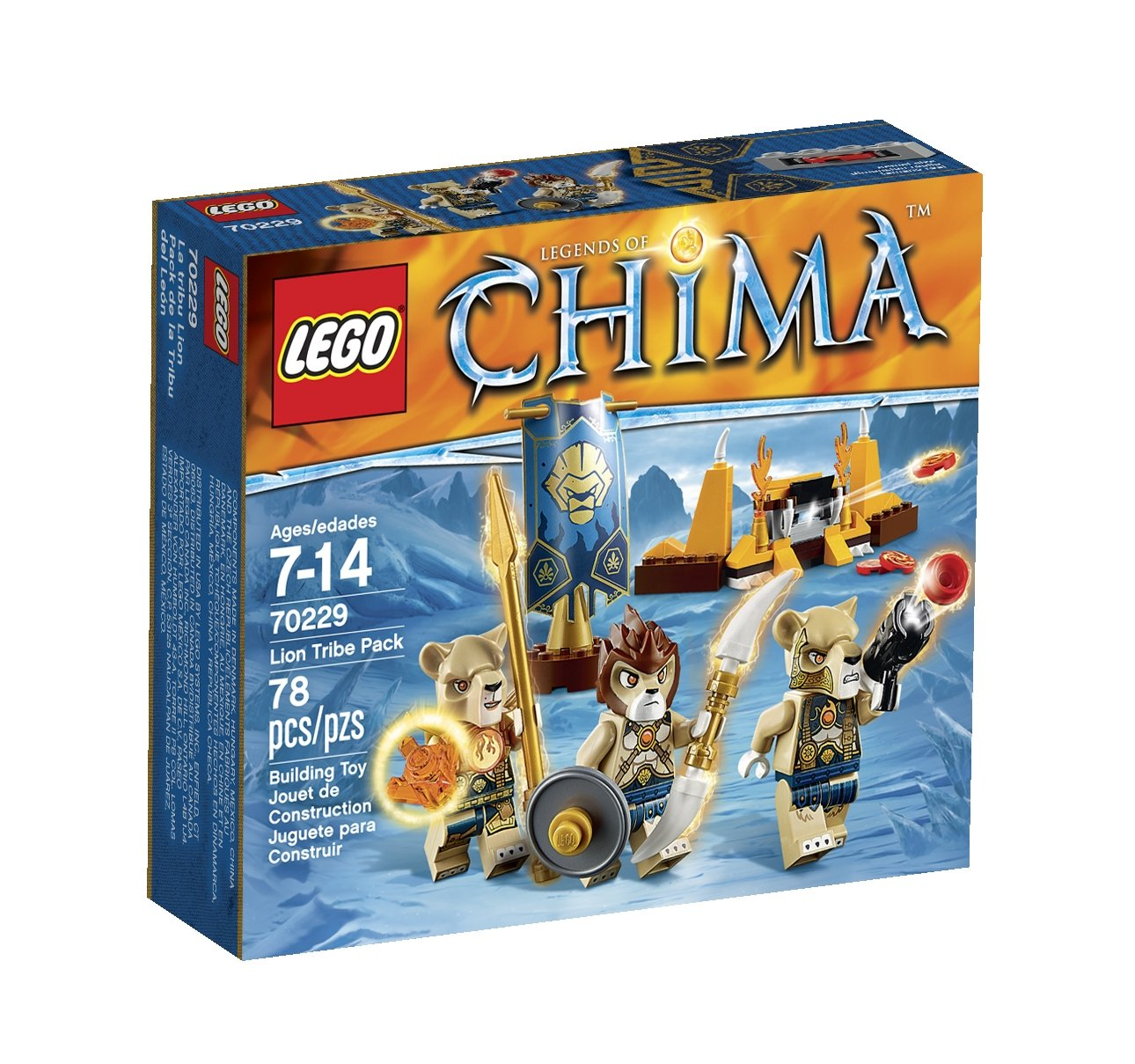 Top 9 Best LEGO Chima Sets Reviews in 2020 5