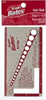 Susan Bates Knit-Chek for Knitting Needle, 3 by 5-1/2-Inch