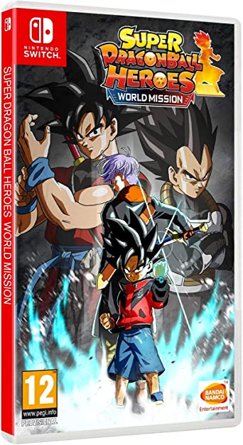 Super Dragon Ball Heroes World Mission Switch [Importación ...