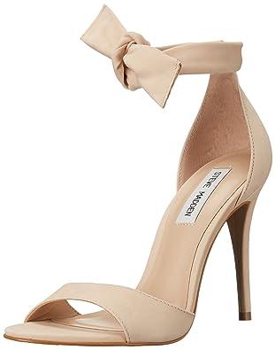 Steve Madden Women's Bowwtye Dusty Leather Fashion Sandals Fashion Sandals at amazon
