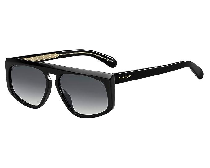 Gafas de Sol Givenchy GV SQUARED GV 7125/S BLACK/GREY SHADED ...