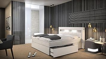 Sofa Dreams Design Komplettbett München Mit Stauraum Matratze