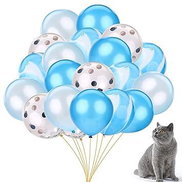 Legendog 20 Piezas Fiesta De Cumpleaños para Mascotas Globos ...