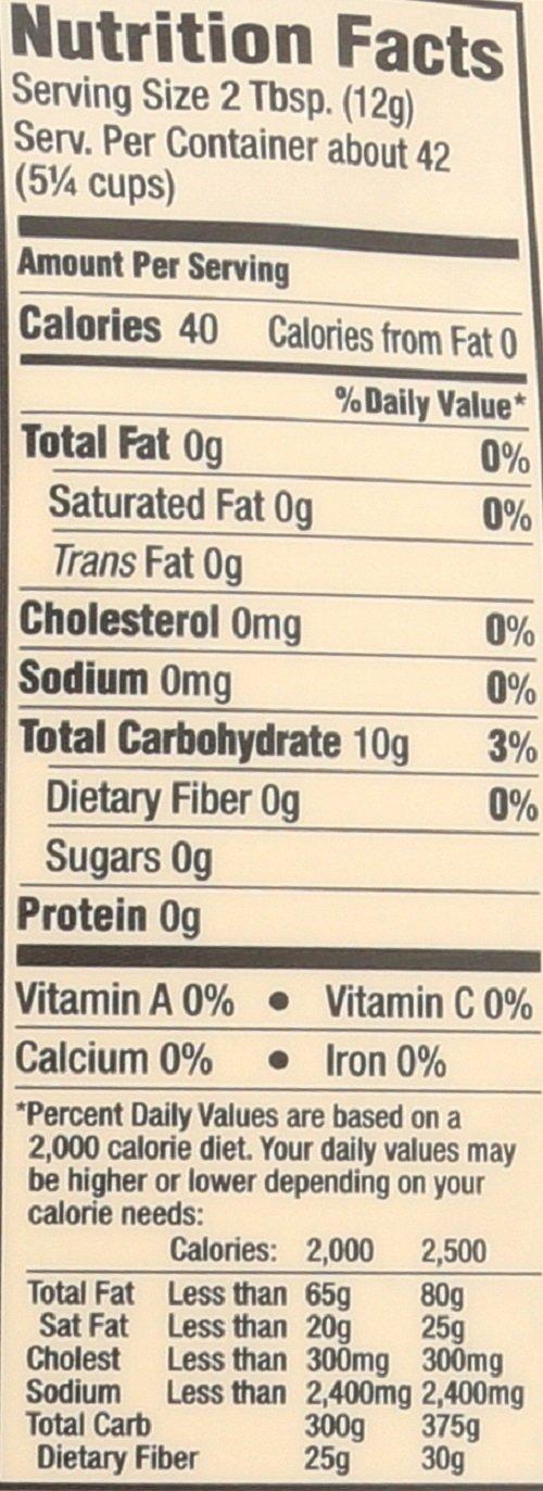 Harina de arroz integral libre de gluten y orgánica ...