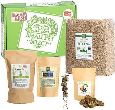 Small Pet Select Rabbit Starter Kit Amazon Co Uk Pet Supplies