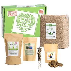 Small Pet Select Food and Toy Starter Kit