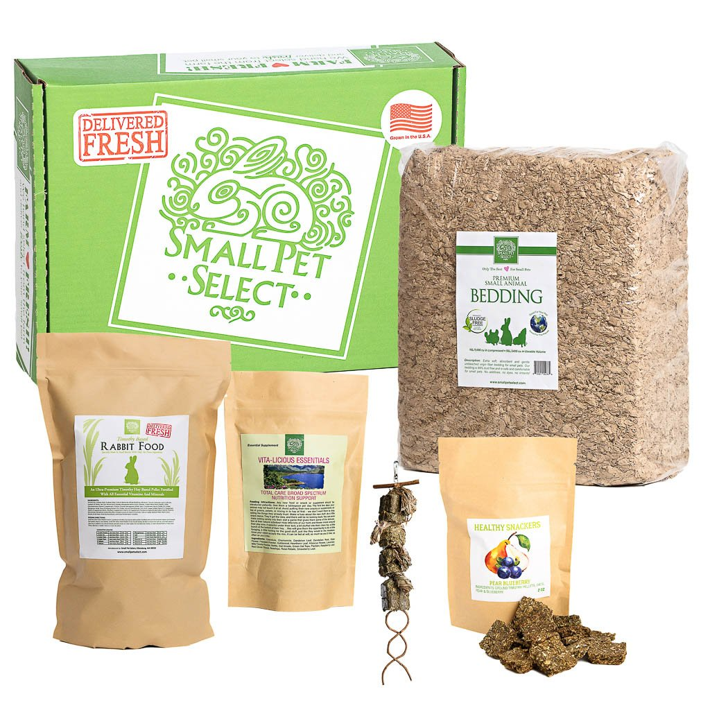 Small Pet Select Rabbit Starter Kit
