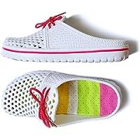 SiaMed Clogs - Zapatillas de trabajo para mujer