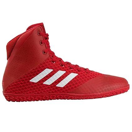 : adidas mat mago bianco, rosso di scarpe (ac6972 4