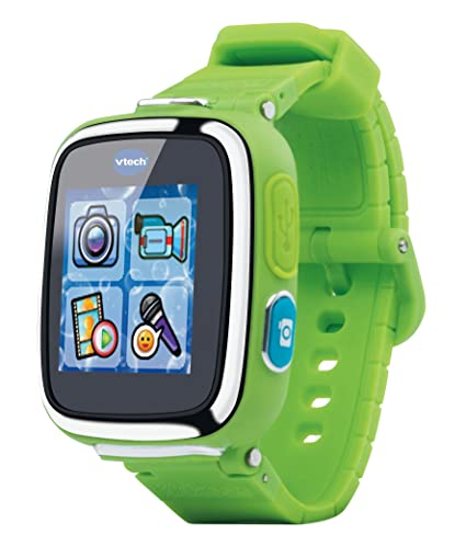 VTech- Reloj multifunción Kidizoom Smart Watch DX, Color Verde (3480-171687)