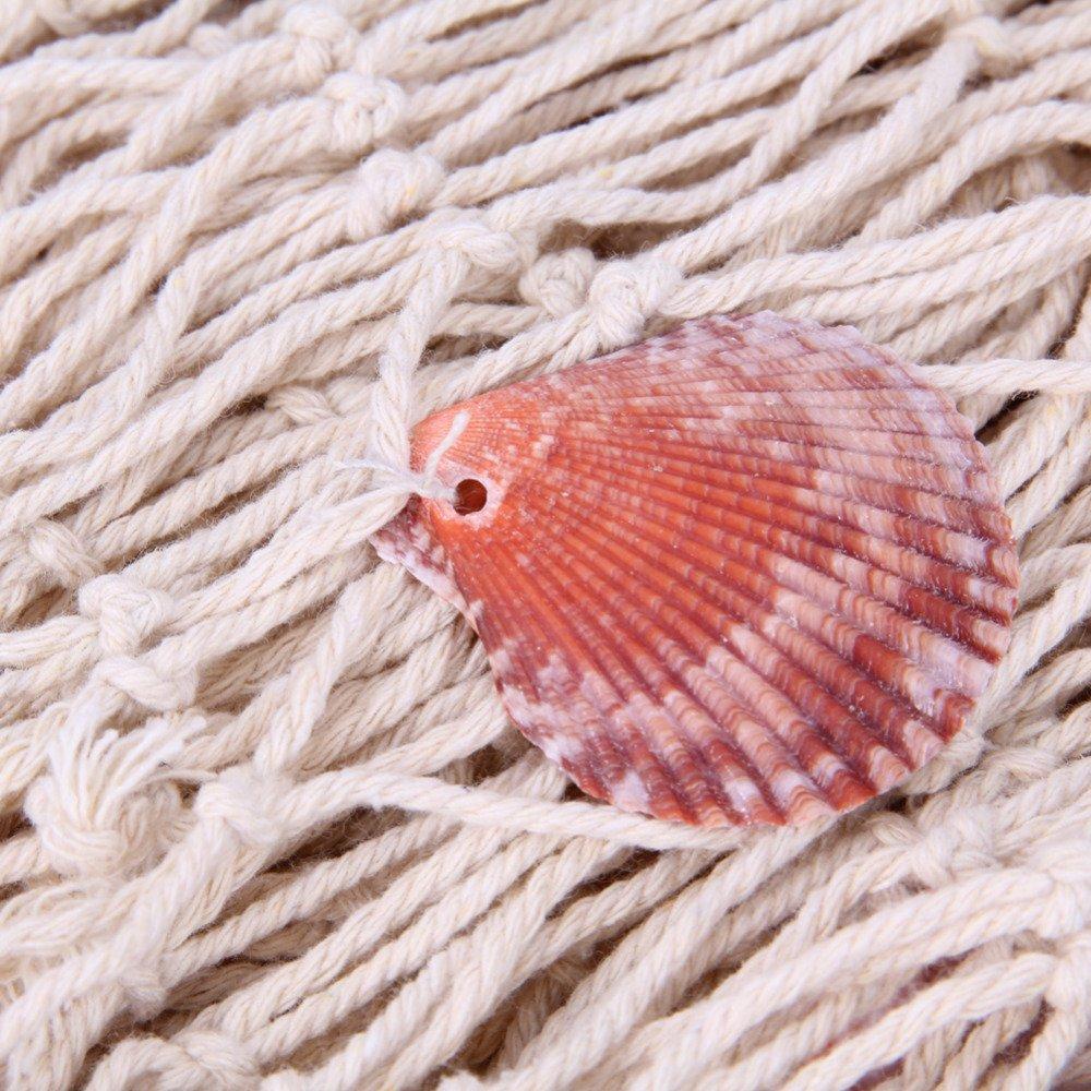 Amazon.com : Mediterranean Fishing Net Decoration, Chris.W Fish ...