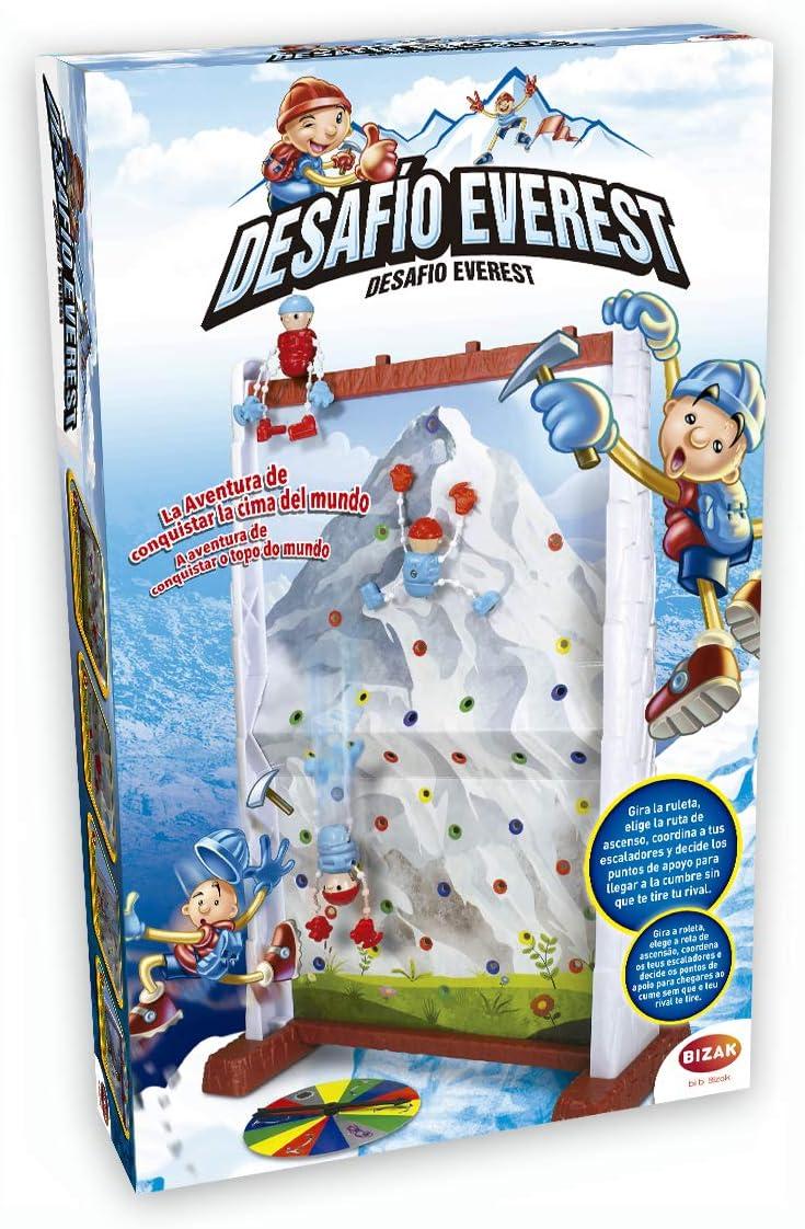 Juegos Bizak Desafio Everest (BIZAK 35001919): Amazon.es: Juguetes ...