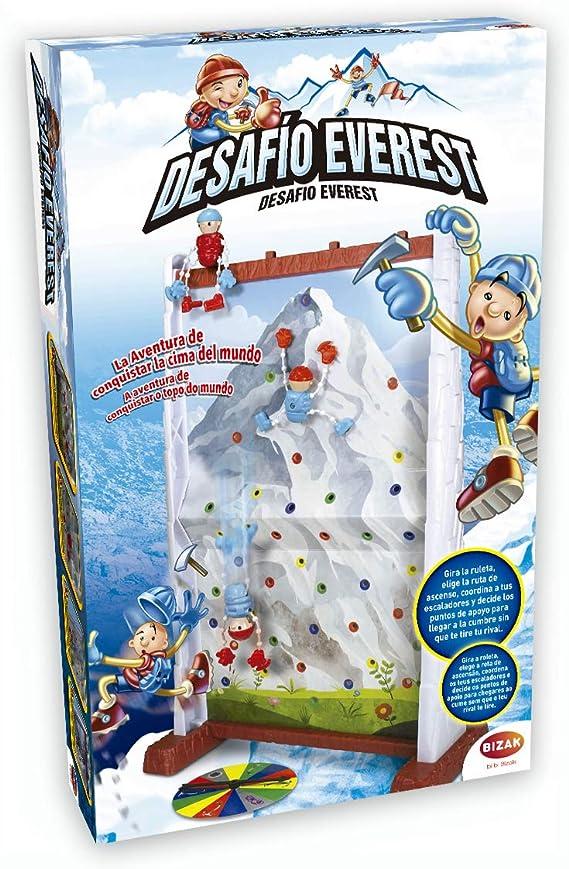 Bizak- Desafio Everest Juego, Multicolor, única (35001919 ...