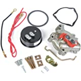 Holley Elec Choke Kit,Internal Vacuum, Multicolor