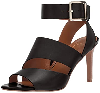 998f00ff79 Amazon.com | Franco Sarto Women's Paisley Heeled Sandal | Heeled Sandals