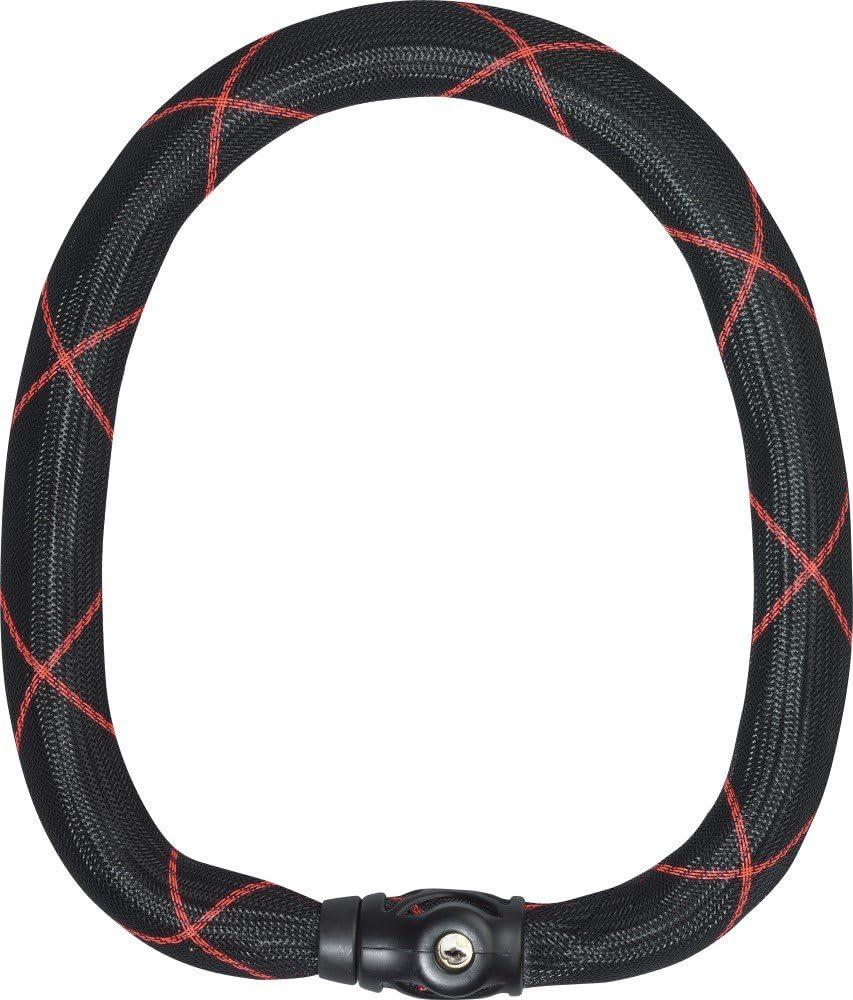 ABUS Granite City 1010 Chain Lock 110cm//10mm Ivy Black
