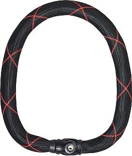 Abus Steel Candado, Negro, 170 cm: Amazon.es: Deportes y aire libre