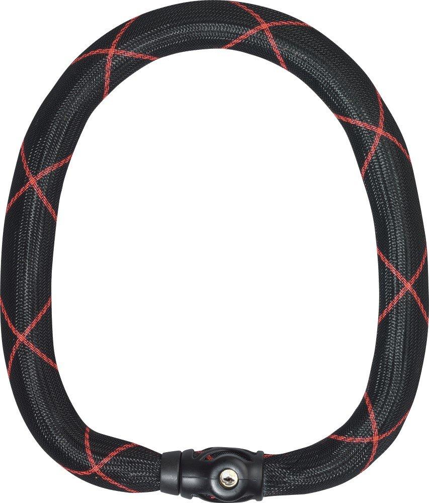 Abus Granite City 1010 Chain Lock, Ivy Black, 110cm/10mm